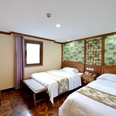 Отель Dongfang Shengda Hotel Китай, Пекин - отзывы, цены и фото номеров - забронировать отель Dongfang Shengda Hotel онлайн комната для гостей фото 4