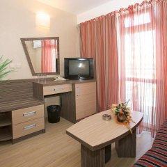Отель Kotva Болгария, Солнечный берег - отзывы, цены и фото номеров - забронировать отель Kotva онлайн удобства в номере фото 2