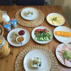 Five Point Hostel питание