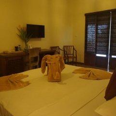 Отель Thaproban Beach House 3* Улучшенный номер с двуспальной кроватью фото 3