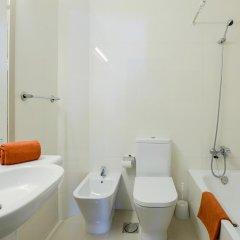Отель 3HB Golden Beach Апартаменты с различными типами кроватей фото 18