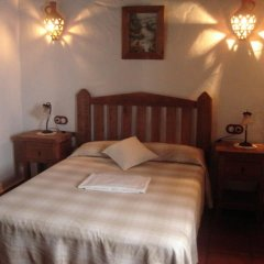 Отель Las 4 Lunas комната для гостей