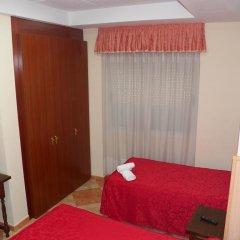 Отель Hostal San Roque Стандартный номер с различными типами кроватей фото 5