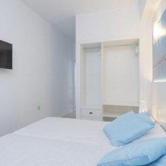 Отель Hostal Vista Alegre Стандартный номер с различными типами кроватей фото 7
