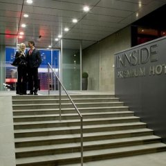 Отель INNSIDE by Meliá Frankfurt Niederrad интерьер отеля фото 2