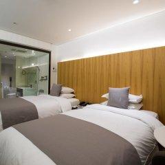 Отель Sheraton Grande Walkerhill Стандартный номер с 2 отдельными кроватями фото 4