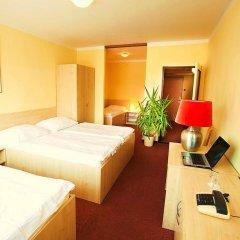 Отель Charles Central 3* Стандартный номер с различными типами кроватей