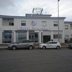 Hotel Dulcinea Альмендралехо парковка