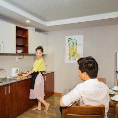 Paris Nha Trang Hotel 3* Апартаменты с различными типами кроватей фото 10