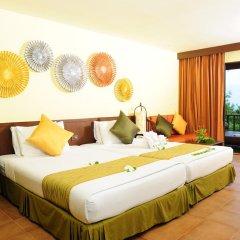 Отель Andaman Cannacia Resort & Spa 4* Номер Делюкс двуспальная кровать фото 2