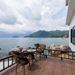 Отель Simple Life Cliff View Resort 3* Стандартный семейный номер с различными типами кроватей