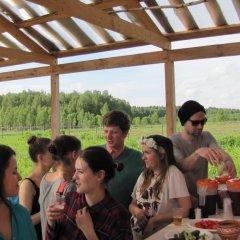 Гостиница Farm Camping Nikola Lenivets в Калуге отзывы, цены и фото номеров - забронировать гостиницу Farm Camping Nikola Lenivets онлайн Калуга питание фото 2