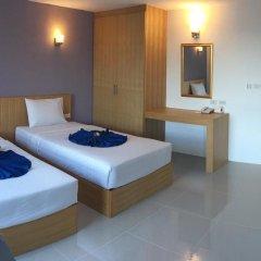 Отель Leelawadee Naka 3* Стандартный номер разные типы кроватей фото 3