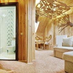 Art Hotel Vykrutasy 3* Люкс с различными типами кроватей фото 14