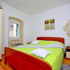 Отель Villa Capo Номер Делюкс с различными типами кроватей фото 11