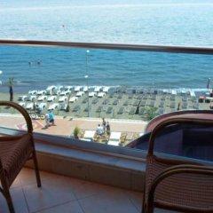 Mehtap Beach Hotel Турция, Мармарис - отзывы, цены и фото номеров - забронировать отель Mehtap Beach Hotel онлайн балкон