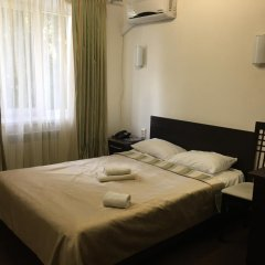 Гостиница Авиатор Стандартный номер с двуспальной кроватью