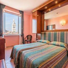 Отель Siracusa 3* Номер категории Эконом с различными типами кроватей фото 4