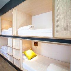 Отель Toc Hostel Madrid Испания, Мадрид - 3 отзыва об отеле, цены и фото номеров - забронировать отель Toc Hostel Madrid онлайн комната для гостей фото 7