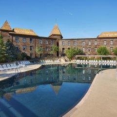PortAventura® Hotel Gold River бассейн фото 2