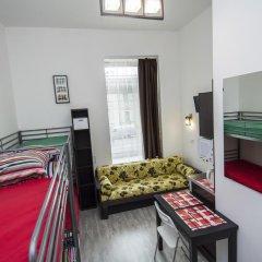 Апартаменты Klukva на Невском Санкт-Петербург комната для гостей фото 2