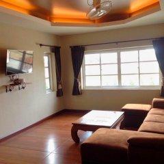 Отель Benwadee Resort 2* Коттедж с различными типами кроватей фото 39