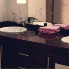 Отель Rabat Apartments Марокко, Рабат - отзывы, цены и фото номеров - забронировать отель Rabat Apartments онлайн ванная фото 2