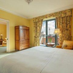 Отель Regent Berlin 5* Улучшенный номер с различными типами кроватей фото 6