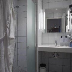 Отель Scandic Aalborg Øst Дания, Алборг - отзывы, цены и фото номеров - забронировать отель Scandic Aalborg Øst онлайн ванная