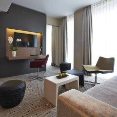 Steigenberger Hotel am Kanzleramt 5* Улучшенный номер с двуспальной кроватью фото 3
