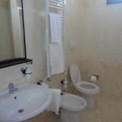 Отель Giovi Лечче ванная