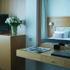 Гостиница Милан 4* Номер Комфорт с двуспальной кроватью фото 6