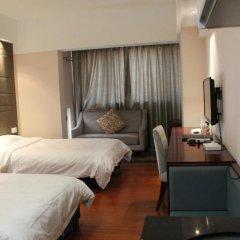 U Home Hotel - Foshan Junyu 3* Номер Бизнес с 2 отдельными кроватями