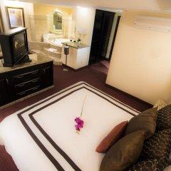 Hotel Ticuán 3* Люкс с различными типами кроватей