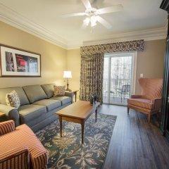Отель Holiday Inn Club Vacations Williamsburg Resort 3* Люкс с различными типами кроватей фото 6