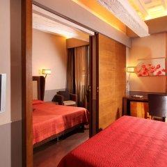 Hotel Condotti 3* Стандартный номер с различными типами кроватей фото 2
