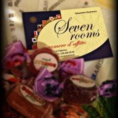 Отель Seven Rooms питание фото 3