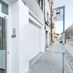 Отель Mar10 Барселона парковка