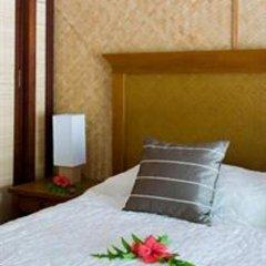 Отель Maitai Rangiroa 3* Бунгало с различными типами кроватей фото 7