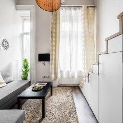 Отель Erzsébet Apartmanok Апартаменты с различными типами кроватей фото 5