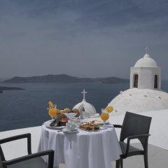 Отель Aigialos Niche Residences & Suites питание