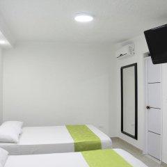 Hotel La Luna 3* Стандартный номер с различными типами кроватей фото 3