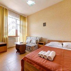 Гостиница Кузбасс Стандартный номер с различными типами кроватей фото 4