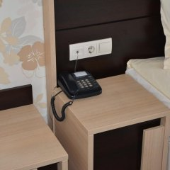 Olymp Hotel 3* Стандартный номер с различными типами кроватей фото 8