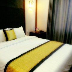 Tea Hotel Hanoi Номер Делюкс с различными типами кроватей фото 6