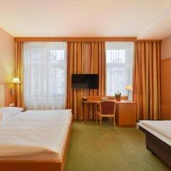 Hotel Lucia 3* Стандартный номер с различными типами кроватей фото 5