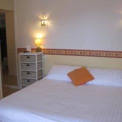 Отель Hôtel La Fiancée Du Pirate 3* Стандартный номер с различными типами кроватей фото 6