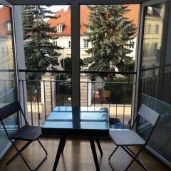 Отель Dluga Apartament Old Town балкон