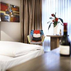 Hotel Dusseldorf City by Tulip Inn 4* Стандартный номер с двуспальной кроватью фото 2