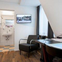 Hotel Hottingen 2* Номер Комфорт с различными типами кроватей фото 5